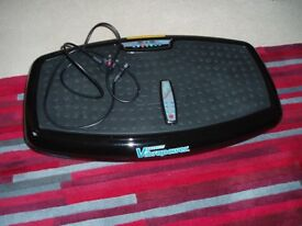 Vibrapower Slim Vibrating Exercise Trainer