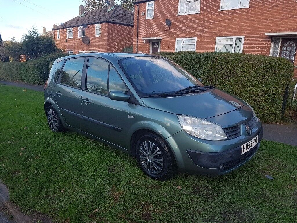 Renault Scenic 1.4 VVT Dynamique Hatchback 2 OWNER FROM NEW 12 MONTHS MOT