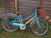 Ladies town bicycle for sale £80 ono