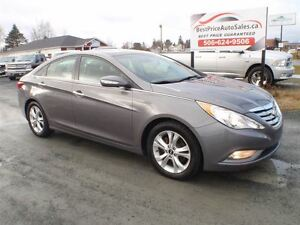2012 Hyundai Sonata LIMITED! CERTIFIED! SUNROOF!! HEATED LEATHER