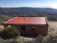 For sale Spain - building project with land overlooking Mediterranean in southern Spain