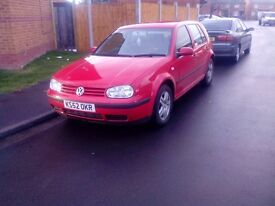 Vw golf, 1.9 tdi for sale