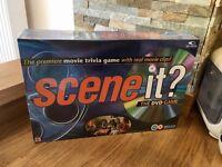 Scene it DVD game Brand new still sealed in cellophane