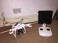 DJI Phantom 2 GOPRO Hero 3 FPV Drone Quadcopter