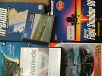 Microsoft Flight Sim 98 + Extras