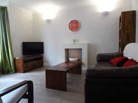 Spotlessly Clean - City Centre West - Two Bed Flat with Private Parking - £650 PCM