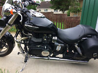 TRIUMPH Speed Master 865 Excellent condition, low mileage, new MOT