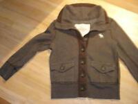 Sweatshirtjacke von Abercrombie & Fitch Kreis Pinneberg - Tornesch Vorschau