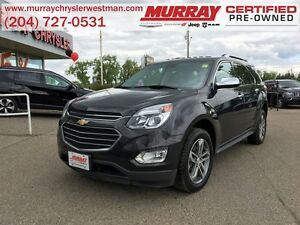 2016 Chevrolet Equinox LTZ AWD *Nav* *Backup Cam* *Heat Leather*