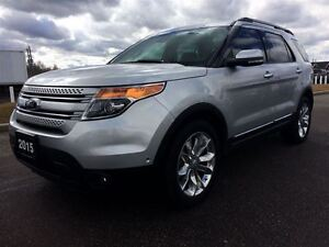 2015 Ford Explorer Limited London Ontario image 1