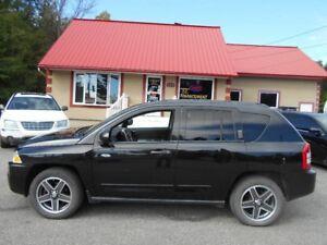 2008 Jeep Compass Sport garantie 1 an / 15000 klm