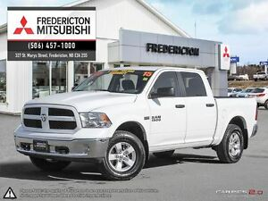 2015 Ram 1500 OUTDOORSMAN! REDUCED! HEMI! CREW! 8-SPEED!