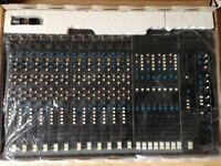 SECK 1282 VINTAGE 12-CHANNEL/8-BUS MIXING DESK - COMES WITH MANUAL AND ORIGINAL BOX