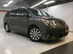 2014 Toyota Sienna XLE LIMITED.! ACCIDENT FREE.!