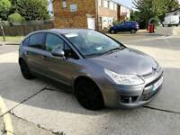 Citroen c4 1.6hdi. 30 pound road tax.