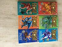 Beast Quest -6 books