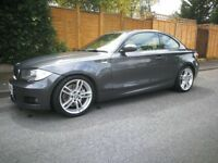 BMW 123D Coupe genuine M Sport 2008