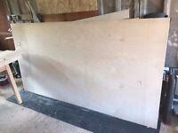 12mm Birch Plywood Sheet