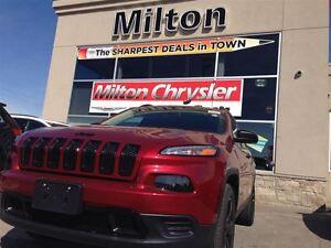 2016 Jeep Cherokee SPORT ALTITUDE 4X4 V6