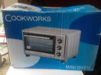 Cook Works Muni Oven