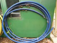 MDPE Blue Water piping