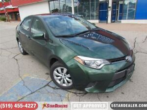 2016 Toyota Corolla LE   ONE OWNER   CAM   BLUETOOTH