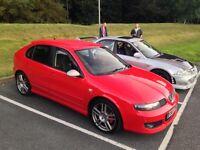 2006 Seat Leon FR+ Cupra R TDI pd150 not Audi A3 s3 VW Gti Tdi BMW mercedes