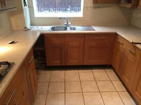 Used kitchen