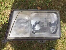 Original Mercedes W124 Passenger HeadLight