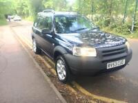 Land Rover freelander 2.0 bmw engine