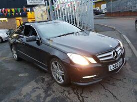 Mercedes-Benz E Class 2.1 E250 CDI BlueEFFICIENCY Sport 4dr PERFECT EXAMPLE 2012**TOP SPEC**