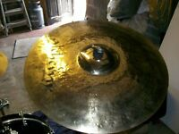 Large selection of Turkish Cymbals for sale.