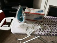 Attention Students!! Ironing board and iron, £10