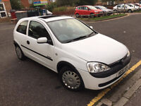Vauxhall CORSA 1.2 VERY LOW MILLAGE !!! Drives like new!