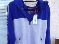 Mens Superdry Hoodie Size XL New With Tags