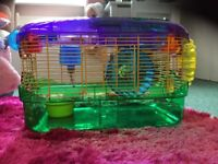 Chinese Dwarf Hamster Cage