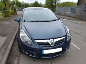 4 DOOR CORSA- LOW MILEAGE - WITH FULL SERVICE HISTORY- 2 OWNERS - RARELY DRIVEN