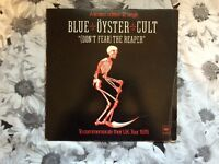 Blue oyster cult 1978 12'' don't fear the reaper