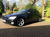 Lexus limited edition full leather interior new mot