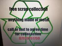 Free Scrap metal collection. Bury Prestwich Whitefield Bolton Haywood Radcliffe Middleton Ramsbottom