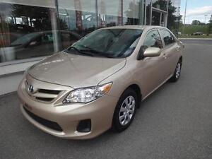 2011 Toyota Corolla CE Gr.C air-cruise-vitres