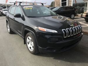 2014 Jeep Cherokee MANAGER'S SPECIAL! REDUCED OVER $2000!
