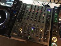 Allen & Heath Xone 92 DJ Mixer ( Technics 1210 Pioneer CDJ )