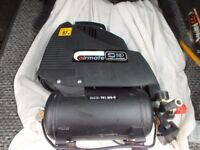 SIP Air Mate compressor and Tools