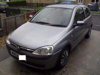 Vauxhall Corsa Club 12V 1L - 6 Month MOT