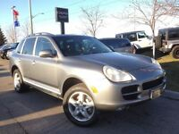 2004 Porsche Cayenne *CAYENNE S*SUNROF*LEATHER,HEATED SEATS*AWD*