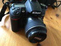 Nikon D7000, Telephoto Lens, Portrait Lens, Macro lens, Bag, Accessories £1300 of Camera Gear