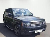 Land Rover Range Rover Sport SDV6 HSE BLACK (black) 2013-07-13
