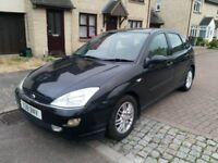 FORD FOCUS ZETEC GHIA 1.8 Good all round condition. Reliable daily driver. Air con etc