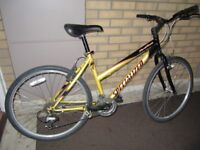 SPECIALIZED HARD ROCK BIKE 26``PERFECT CONDITION !